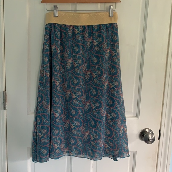 LuLaRoe Lola Long Skirt